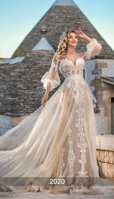 Colectia Trulli Romantic 2020 Maya Fashion