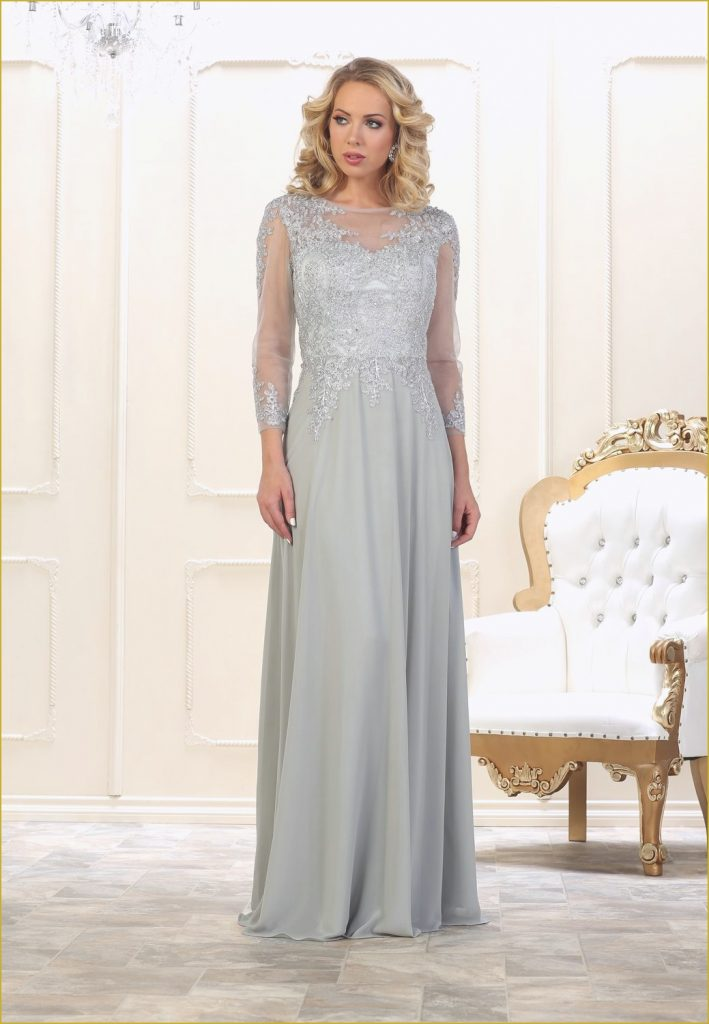Mother Of The Bride Wedding Dress Luxury Plus Size Mother Of The